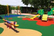 Фото 14 Покрытие для детских площадок из резиновой крошки: безопасность прежде всего