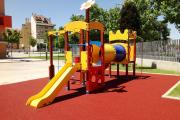Фото 36 Покрытие для детских площадок из резиновой крошки: безопасность прежде всего
