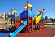 Фото 19 Покрытие для детских площадок из резиновой крошки: безопасность прежде всего