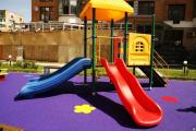 Фото 31 Покрытие для детских площадок из резиновой крошки: безопасность прежде всего