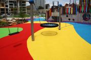 Фото 17 Покрытие для детских площадок из резиновой крошки: безопасность прежде всего