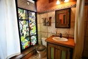 Фото 6 Роспись по стеклу витражными красками: мастер-класс по технике и 75 достойных воплощения идей