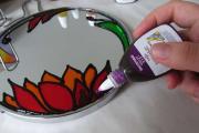 Фото 7 Роспись по стеклу витражными красками: мастер-класс по технике и 75 достойных воплощения идей