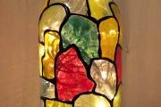 Фото 12 Роспись по стеклу витражными красками: мастер-класс по технике и 75 достойных воплощения идей