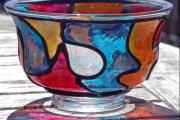Фото 29 Роспись по стеклу витражными красками: мастер-класс по технике и 75 достойных воплощения идей