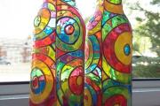 Фото 23 Роспись по стеклу витражными красками: мастер-класс по технике и 75 достойных воплощения идей