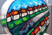 Фото 26 Роспись по стеклу витражными красками: мастер-класс по технике и 75 достойных воплощения идей