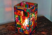 Фото 27 Роспись по стеклу витражными красками: мастер-класс по технике и 75 достойных воплощения идей