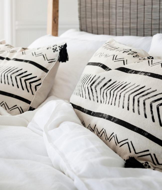 Подушки для дома с принтом