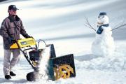 Фото 2 Бензиновые самоходные снегоуборщики: рейтинг и сравнение популярных моделей