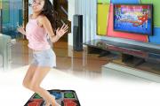 Фото 30 Танцевальный коврик с подключением к телевизору: принцип работы и советы по выбору