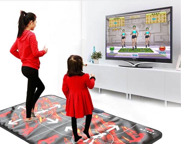 Программы с простым интерфейсом подойдут для занятий спортом вместе с детьми