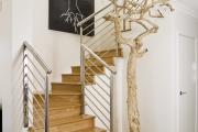 Фото 2 Трехмаршевая лестница: как самостоятельно сделать расчёт и 70+ готовых вариантов