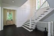 Фото 18 Трехмаршевая лестница: как самостоятельно сделать расчёт и 70+ готовых вариантов