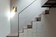 Фото 19 Трехмаршевая лестница: как самостоятельно сделать расчёт и 70+ готовых вариантов