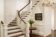 Фото 33 Трехмаршевая лестница: как самостоятельно сделать расчёт и 70+ готовых вариантов
