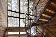 Фото 21 Трехмаршевая лестница: как самостоятельно сделать расчёт и 70+ готовых вариантов