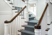 Фото 22 Трехмаршевая лестница: как самостоятельно сделать расчёт и 70+ готовых вариантов