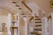 Фото 25 Трехмаршевая лестница: как самостоятельно сделать расчёт и 70+ готовых вариантов