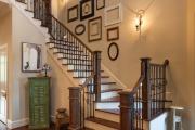 Фото 26 Трехмаршевая лестница: как самостоятельно сделать расчёт и 70+ готовых вариантов