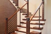 Фото 10 Трехмаршевая лестница: как самостоятельно сделать расчёт и 70+ готовых вариантов