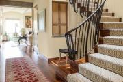 Фото 13 Трехмаршевая лестница: как самостоятельно сделать расчёт и 70+ готовых вариантов