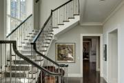 Фото 31 Трехмаршевая лестница: как самостоятельно сделать расчёт и 70+ готовых вариантов