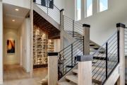 Фото 6 Трехмаршевая лестница: как самостоятельно сделать расчёт и 70+ готовых вариантов