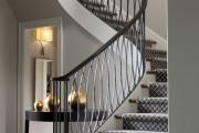 Фото 14 Трехмаршевая лестница: как самостоятельно сделать расчёт и 70+ готовых вариантов