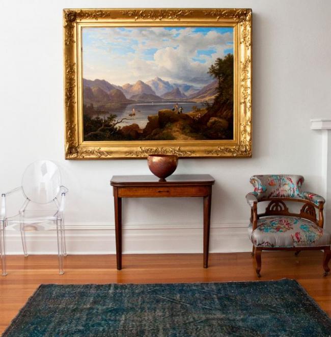 Оригинальная картина, нарисованная художником от руки, обладает особой энергетикой и создает благоприятную атмосферу
