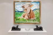 Фото 22 Живая природа в интерьере: выбираем картины, которые преобразят дизайн комнаты