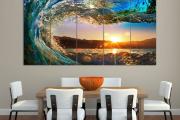 Фото 23 Живая природа в интерьере: выбираем картины, которые преобразят дизайн комнаты