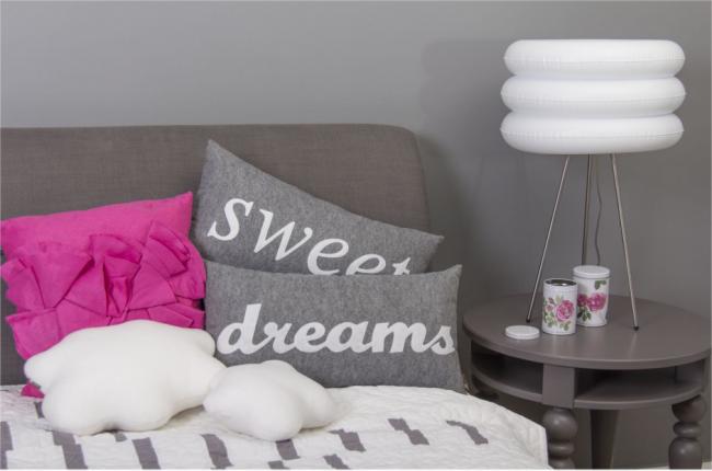 Разновидность декоративных подушек, используемых в повседневной жизни