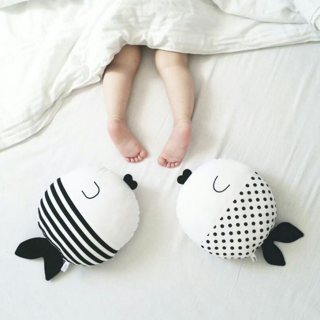 Подушка - игрушка для вашего малыша