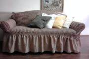 Фото 10 Еврочехлы на диваны и кресла: как вдохнуть новую жизнь в мягкую мебель? (90+ практичных моделей)