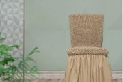 Фото 8 Еврочехлы на диваны и кресла: как вдохнуть новую жизнь в мягкую мебель? (90+ практичных моделей)