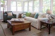 Фото 4 Еврочехлы на диваны и кресла: как вдохнуть новую жизнь в мягкую мебель? (90+ практичных моделей)