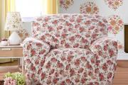 Фото 3 Еврочехлы на диваны и кресла: как вдохнуть новую жизнь в мягкую мебель? (90+ практичных моделей)