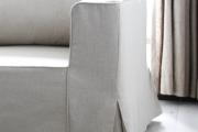 Фото 11 Еврочехлы на диваны и кресла: как вдохнуть новую жизнь в мягкую мебель? (90+ практичных моделей)