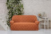 Фото 17 Еврочехлы на диваны и кресла: как вдохнуть новую жизнь в мягкую мебель? (90+ практичных моделей)