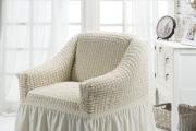 Фото 34 Еврочехлы на диваны и кресла: как вдохнуть новую жизнь в мягкую мебель? (90+ практичных моделей)