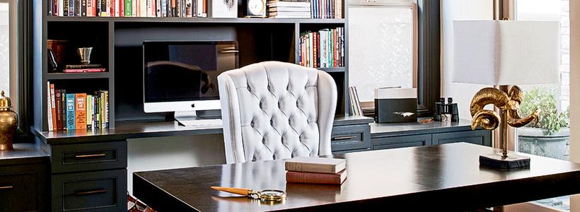 Как выбрать мебель в кабинет руководителя