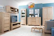 Фото 11 Корпусная мебель для гостиной в современном стиле: обзор 90+ трендовых решений