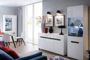 Фото 37 Корпусная мебель для гостиной в современном стиле: обзор 90+ трендовых решений