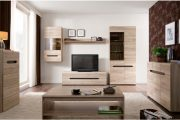 Фото 38 Корпусная мебель для гостиной в современном стиле: обзор 90+ трендовых решений