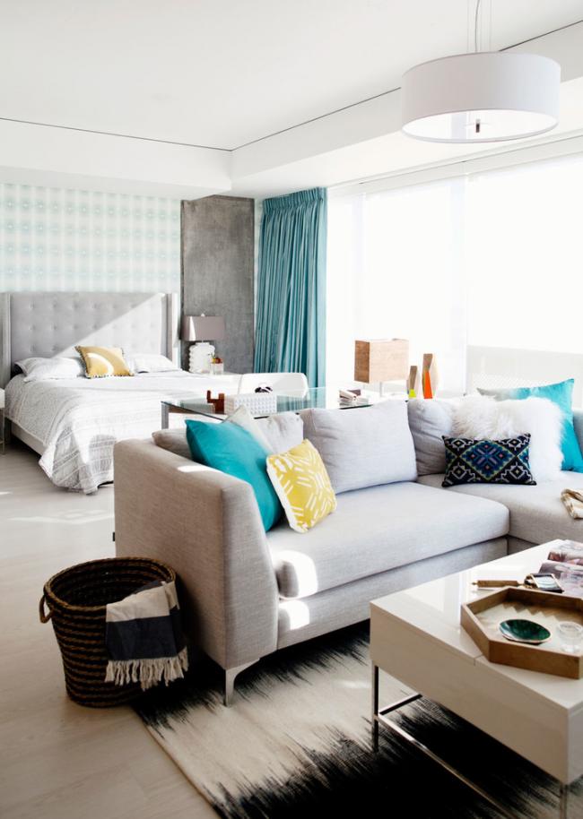Благодаря перепланировке квартиры вы сможете расширить маленькие комнаты