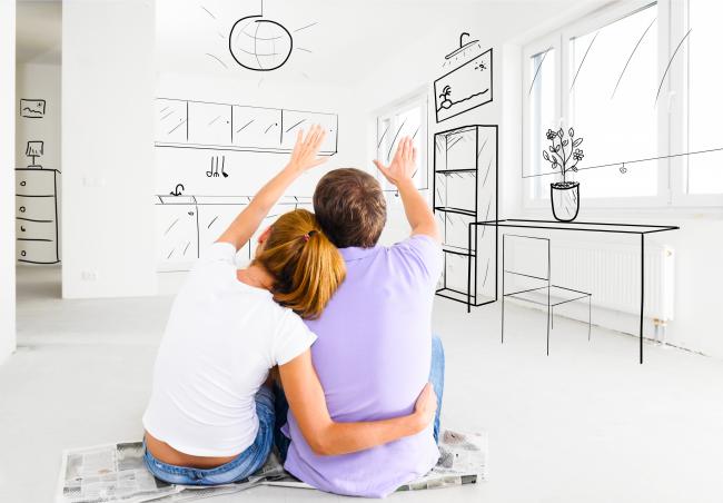 Разработку дизайна будущей квартиры можете доверить специалистам или же сделать это своими руками, воплотив в реальность все свои творческие фантазии