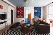 Фото 19 Перепланировка хрущевки на две смежные комнаты: возможные варианты и лучшие интерьерные решения