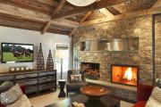 Фото 12 Серванты и буфеты для гостиной: 90+ максимально удобных и элегантных решений для зала