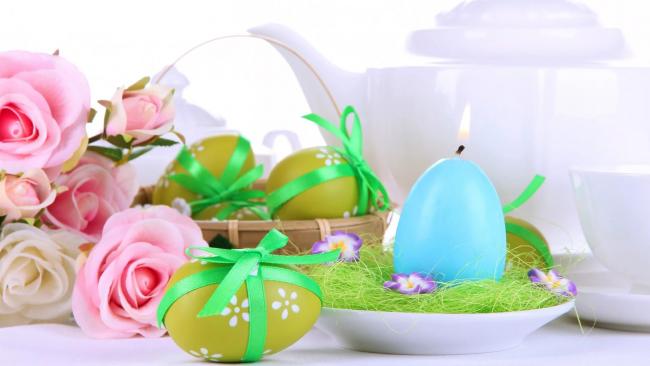 Декоративная свеча своими руками - лучший способ украсить квартиру или праздничный стол